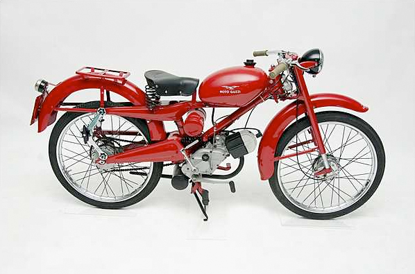 1957 moto guzzi cardellino 65 megadeluxe for the love of speed sport design. Black Bedroom Furniture Sets. Home Design Ideas