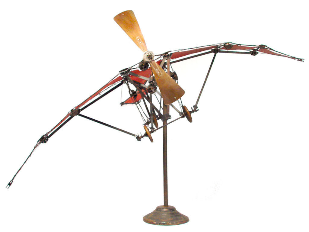 Early Airplane Model Germany 1900 1920 Megadeluxe