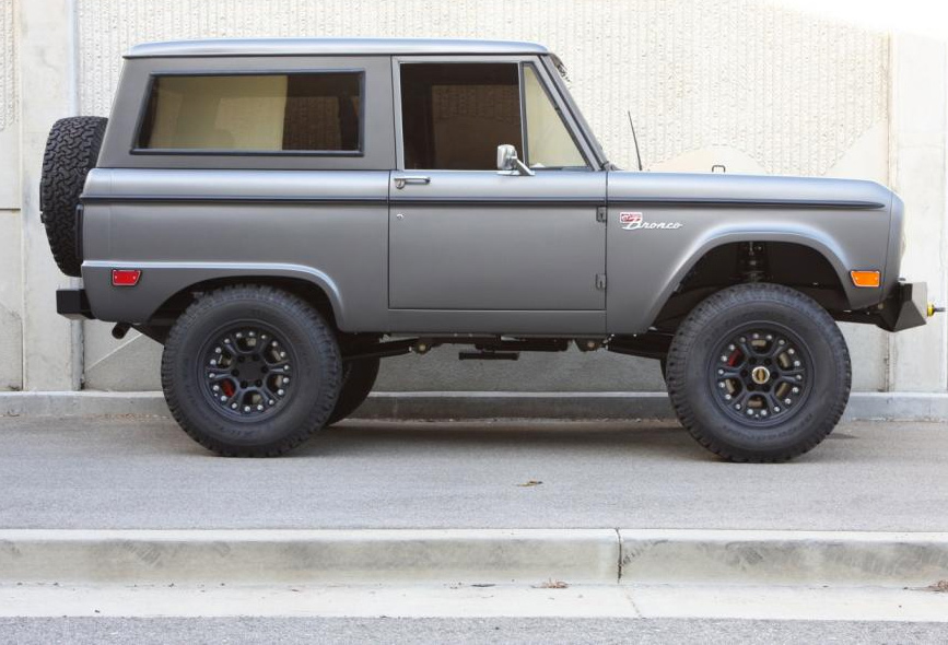Icon Bronco Interview With Jonathan Ward Megadeluxe