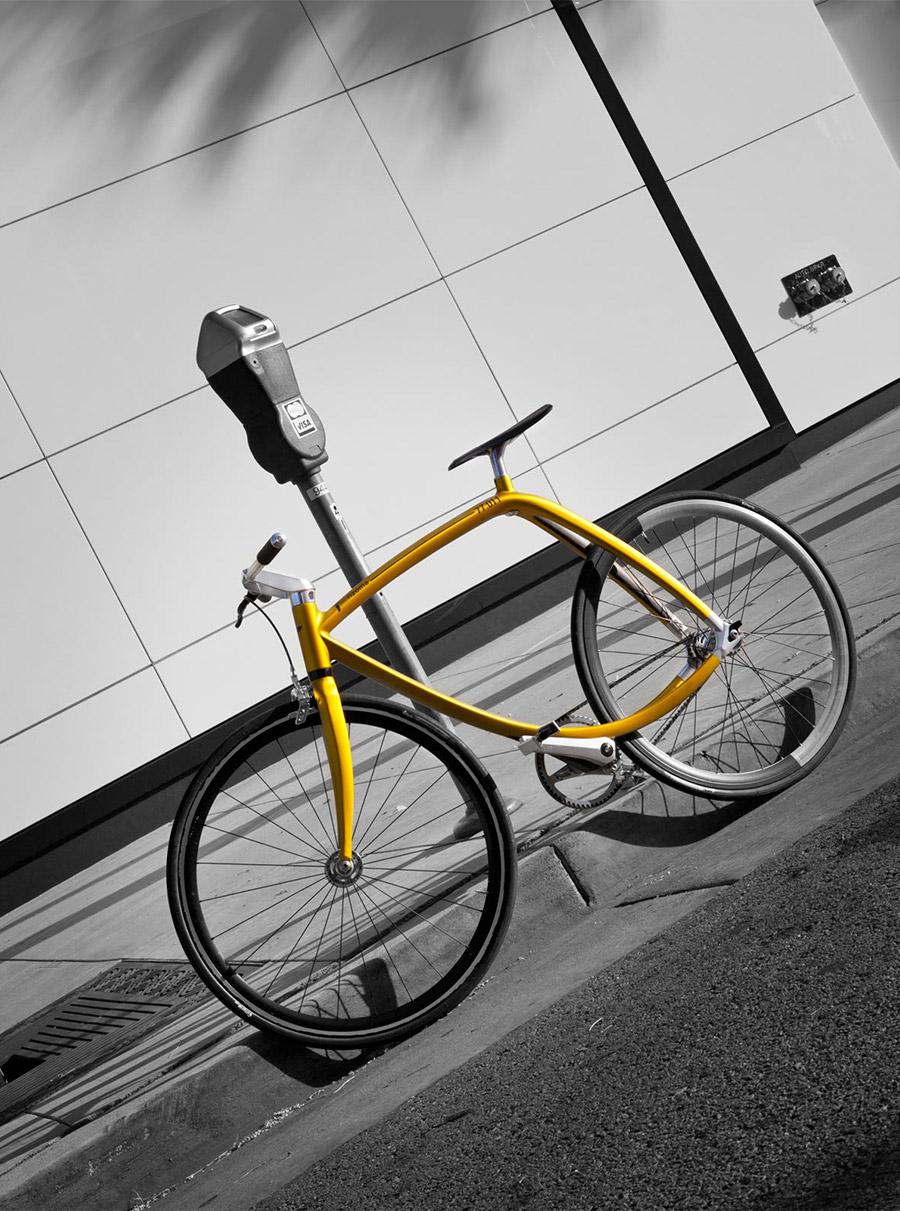 Rizoma 77 011 New Metropolitan Bike Megadeluxe For