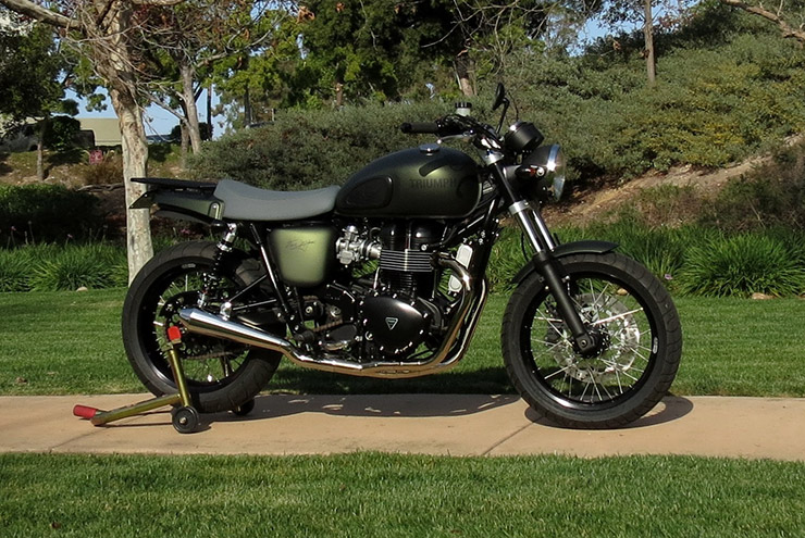steve mcqueen limited edition triumph by richard pollock megadeluxe for the love of speed. Black Bedroom Furniture Sets. Home Design Ideas